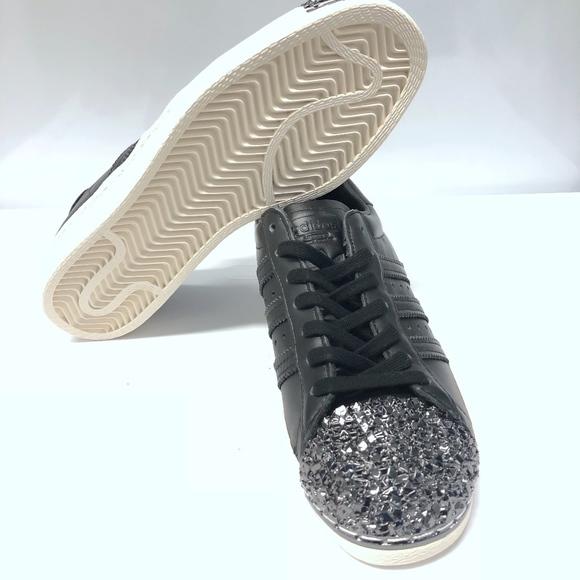 newest 5b667 74730 Adidas Superstar 80s Metal Toe Black BB2033